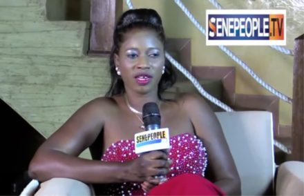 Max'S N'Dier, interview SENEPEOPLE TV pour le lancement de son single Yaye Sama Yaye