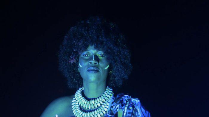 Max's N'Dier en tournage du clip GOREE
